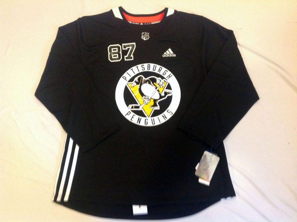 2017-18 Adidas NHL Practice Jerseys