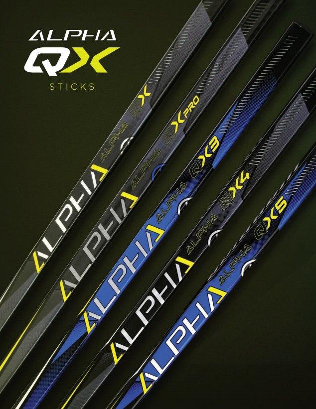 Warrior Alpha QX Stick