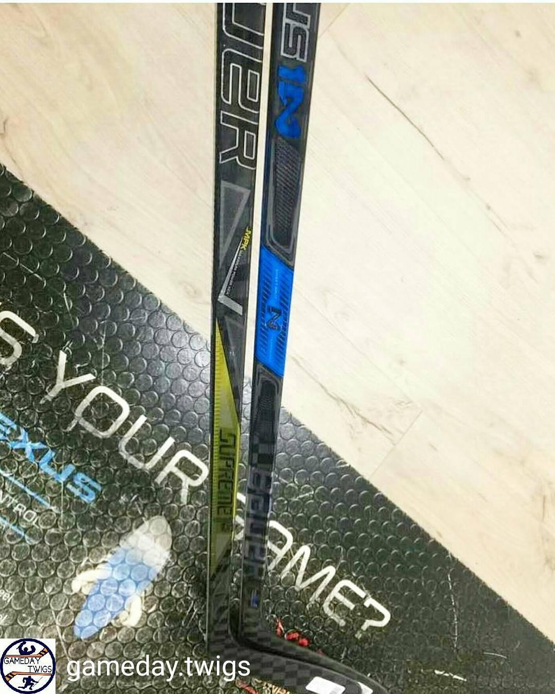 2017 Bauer Supreme 1S Stick
