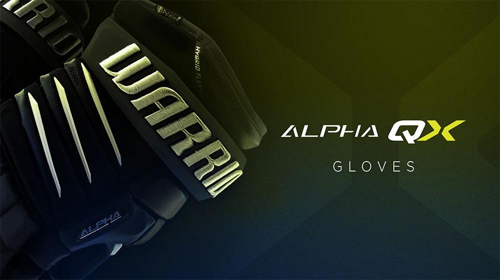 Warrior Alpha QX Gloves