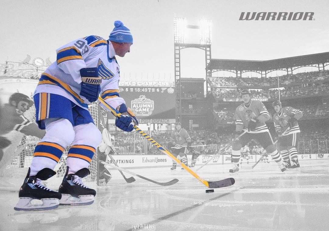 Wayne Gretzky Warrior Alpha QX Gloves