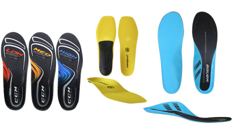 Best Footbeds and Insoles for Hockey Skates
