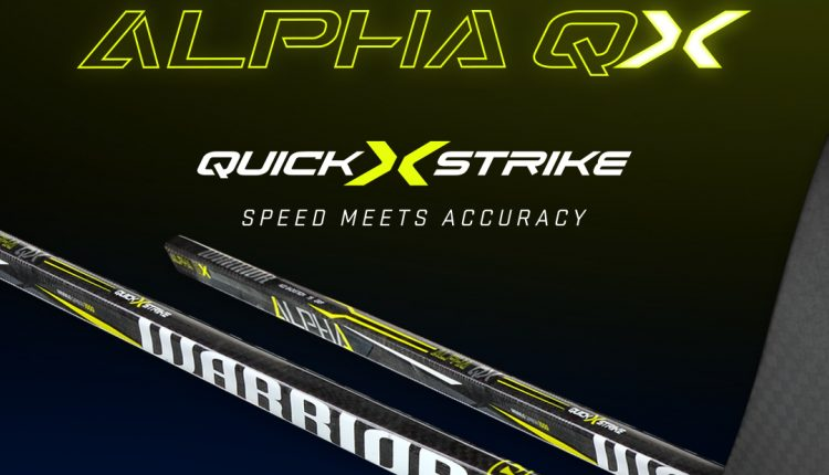 Warrior Alpha QX Stick Pre Order